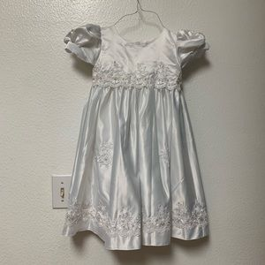 White dress for girls